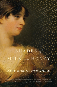 Cover for Shades of Milk and Honey