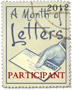 Month Of Letter Writing
