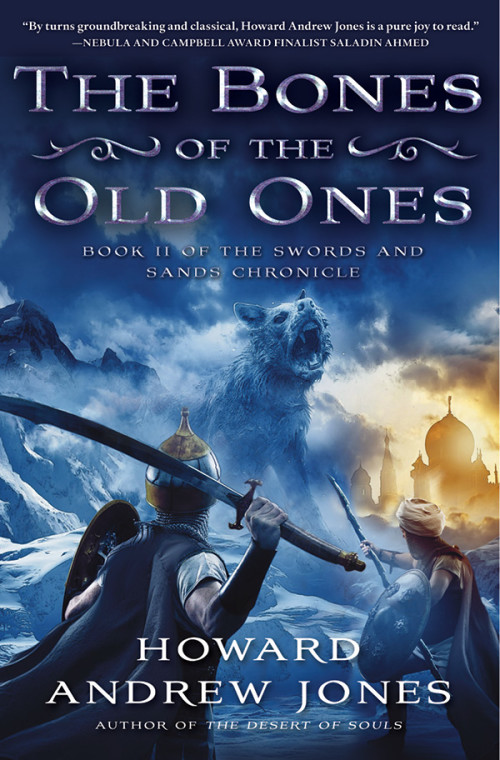 Bones of the Old Ones by Howard A. Jones
