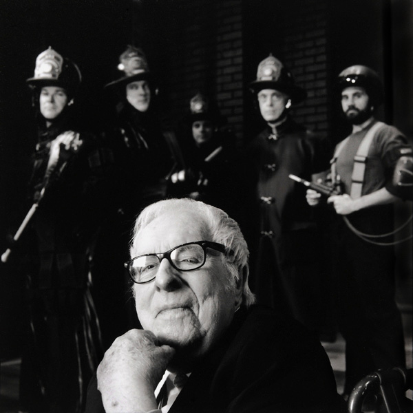 Ray Bradbury (c) Rod Searcey