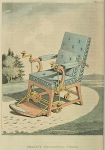 mechanical chair